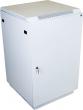 Шкаф телекоммуникационный напольный 22U (600x600) дверь металл ШТК-М-22.6.6-3ААА (2 места)