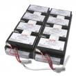 APC (Battery replacement kit for SU24RMXLBP2U) RBC26