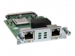 Cisco (2-Port 3rd Gen Multiflex Trunk Voice/WAN Int. Card - T1/E1) VWIC3-2MFT-T1/E1=
