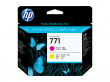 Печатающая головка HP 771 Designjet (пурпурный/желтый) (CE018A)