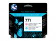 Светло-голубая/светло-пурпурная печатающая головка HP 771 Designjet (CE019A)