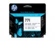 Печатающая головка HP 771 Photo Designjet (черный/светло-серый) (CE020A)
