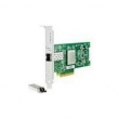 HP StorageWorks FCA 81Q 8Gb FC Host Bus Adapter PCI-E for Windows, Linux (LC connector), incl. h/h & f/h. brckts (replace AE311A) (AK344A)