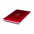 """Iomega International S.A (HDD Iomega USB 500Gb 2.5"""" eGo Portable, Mac Edition, FireWire 800, Ruby Red) 34629"""