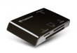 Transcend (Transcend Black,All in1Multi Card Readerr/Writer (USB2.0)) TS-RDP8K