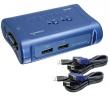 Trendnet Net Switch KVM 2PORT USB TK-207K