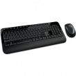 Microsoft (Keyboard+mouse Microsoft Wireless Desktop 2000 (USB, FM, keyboard: 5 multimedia btn, 2xAAA, mouse: optical, 1000dpi, 3btn+Scroll, 2xAA) Retail) M7J-00012