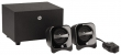 Hewlett Packard (HP 2.1 Compact Speaker System (Callisto)) BR386AA