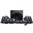 Logitech (Speaker System 5.1 Logitech Z-906,  500 Вт,Surround Sound, Пульт ДУ, Black) 980-000468