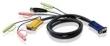 ATEN (CABLE HD15M/USBM/SP/SP-SPHD15M 3M) 2L-5303U