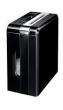 Шредер Fellowes PowerShred DS-1200Cs (секр. 3, 4х50мм, 12лист 15.5литр. Уничт. скобы пл.карты) FS-3409201