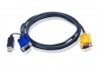 ATEN (Intelligent cable HDB15m/USBAM 6M) 2L-5206UP