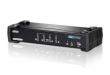ATEN (CUBIQ 4-PORT USB DVI DUAL LINK KVMP SWIT) CS1784A