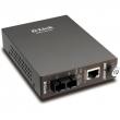 Медиаконвертер D-Link DMC-300SC/D7A (Fast Ethernet Twisted-pair to Fast Ethernet Multi-mode Fiber (2km, SC) Media Converter Module)