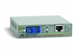 Медиаконвертер Allied Telesis (AT-MC103LH) 100TX (RJ-45) to 100FX (SC) single-mode fiber (40km)