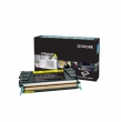 Картридж Yellow Return Program toner cartridge 7k Lexmark (C746A1YG)