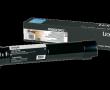Тонер картридж Lexmark X950X2KG black для X950