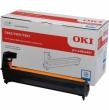OKI Фотокартридж голубой EP-CART-C-C831/841/822, ресурс 30 000 страниц А4 при постоянной печати (Oki) 44844407 44844407