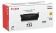 Тонер картридж Canon 732Y 6260B002 для LBP7100/7110 (1 500 стр)