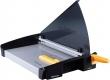 Резак сабельный Fellowes Plasma A4, 40лст., 380мм, автоприжим, пласт. защитный экран. FS-5411001