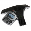 Polycom (SoundStation IP 5000 conference phone with factory disabled media encryption. 802.3af Power over Ethernet. Includes 6 meter Ethernet cable) 2200-30900-114