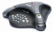 Polycom (VoiceStation 300 (analog) conference phone for small rooms and offices. Non-expandable. Includes 220-240V AC power/telco module, power cord with CEE7/7 plug, 2.8m telco cable, DE/NO/SE PSTN adapter, 6.4m console cable) 2200-17910-122
