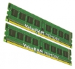 Оперативная память Kingston (Kingston DIMM  8GB 1333MHz DDR3 Non-ECC CL9  SR x8 (Kit of 2) STD Height 30mm) KVR13N9S8HK2/8