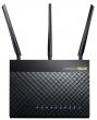 Беспроводной маршрутизатор Asus RT-AC68U 802.11n 1900Mbps dual-band USB3.0 Printer/FTP Server GigaLAN