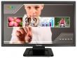 ViewSonic (Монитор LCD (VS14833) 21,5'' (16:9) 1920х1080 TN, nonGLARE, TOUCH, 200cd/m2, H170°/V160°, 20М:1, 5ms, VGA, DVI, USB-Hub, Tilt, 3Y, Black) TD2220-2