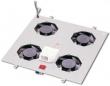Estap (Вентиляторный модуль с 4 вентиляторами и термостатом для шкафов ServerMAX, серый) M55HV4FSTG