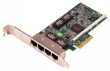 Dell Broadcom 5719 QP 1Gb Network Interface Card FH (540-11148)