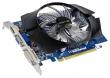 Gigabyte (VGA GIGABYTE NVIDIA GeForce GT730, 2Gb GDDR5/64-bit, PCI-Ex16, 1xDVI, 1xD-Sub, 1xHDMI, 2-slot cooler, LP, Retail) GV-N730D5-2GI
