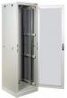 Комплект дверей передняя и задняя цельнометаллические для шкафа TLK серии TFR 24U шириной 600мм (TFR-4-2460-MM-GY)