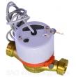 Счетчик горячей воды Тепловодомер ВСТ-20 с импульсным выходом, DN 20