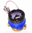 Счетчик холодной воды Тепловодомер ВСХд-15-02(80мм) с импульсным выходом, DN 15