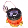 Счетчик горячей воды Тепловодомер ВСГд-15-02(80мм) с импульсным выходом, DN 15