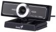 Genius (Камера д/видеоконференций Genius WideCam F100, max. 1920x1080, USB 2.0, встроенный микрофон, градус обзора - 120,  Full HD 1080p (12M, Colour box) G-Cam Wide F100, 32200213101