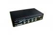 Переключатель KVM 1, 4 порта DVI (1920х1200), USB-B+USB-A+DVI-I (DAG14) Rextron