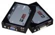 Удлинитель DVI-D+Audio, LAN-1000BASE-T, до 1920 x 1080, RJ-45 + USB-B/DVI-D (Female), 3.5-mm jack x 2 for Audio (MACND-G90) Rextron