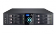 Aver Гибридный видеорегистратор, кол-во каналов 16/16/16, ОС Windows®7 (64-бит), 480-400 к/с, 6SATA HDD (IWH5416 Touch II)