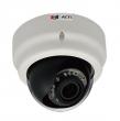 Камера купол. внутр., ACTi H.264 High Profile/MJPEG, 2Мп, CMOS, только PoE, Audio, DI/DO (E67A)