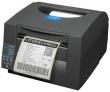 Принтер Citizen CL-S521G, 200 dpi, серый, ДТ, языки  Zebra/ Datamax 1000815