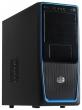 Case CM Elite 311B black/blue 600W (RC-311B-BKA600)