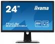 Монитор Iiyama B2483HSU-B1DP, 24' (1920x1080), TN, VGA (D-Sub), DVI, DP