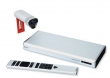 Polycom (Type P001 RealPresence Group 500-720p: Group 500 HD codec, EagleEyeIV-12x camera, mic array, univ. remote, NTSC/PAL. Cables: 2 HDMI 1.8m, 1 CAT 5E LAN 3.6m, 1 HDCI digital 3m, Power: RUSSIA-Type C, CE 7/7. Maintenance Contract Required.) 7200-653