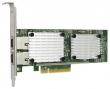 Сетевой адаптер PCIE 10GB DUAL PORT QLE3442-RJ-CK QLOGIC