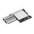 Сетевой адаптер PCIE SFP+ 10GE MCB-10G-2S ASUS 90SC05P0-M0UAY0