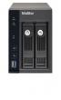 VS-2204-PRO+ (IP-система видеонаблюдения с 4 каналами для записи видео и двумя отсеками для жестких дисков)