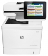 МФУ HP M577dn B5L46A, лазерный/светодиодный, цветной, A4, Duplex, Ethernet