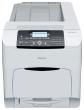 Принтер Ricoh SP C440DN 407774, лазерный/светодиодный, цветной, A4, Duplex, Ethernet